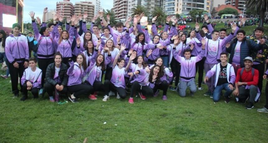 Juegos Bonaerenses: la delegación campanense se prepara para competir en Mar del Plata