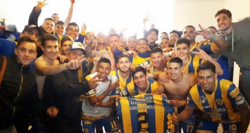 Puerto Nuevo venciò a Lugano por 1 a 0 y es líder