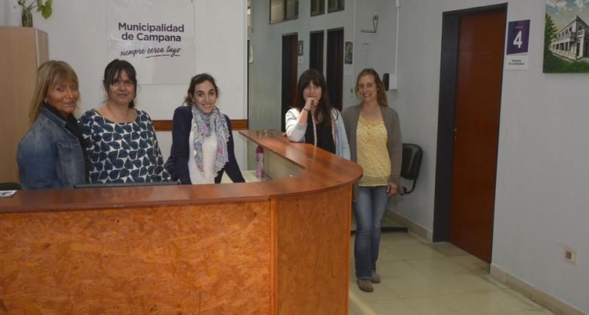 El Centro de Orientación y Asistencia en Adicciones mudó sus oficinas a 25 de Mayo 1117