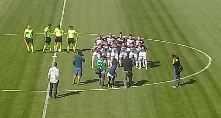 Villa Dálmine igualó con Deportivo Morón 1 a 1