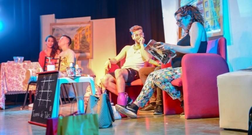 """La obra teatral """"A quien no hay quien viva 2"""" volvió a ser un éxito"""