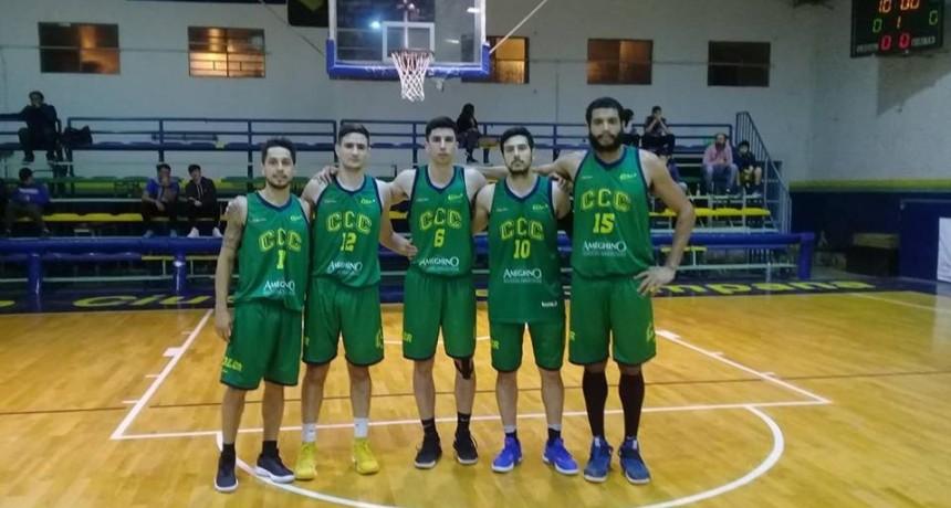 Club Ciudad de Campana le ganó a Regatas de San Nicolás por 74 a 70