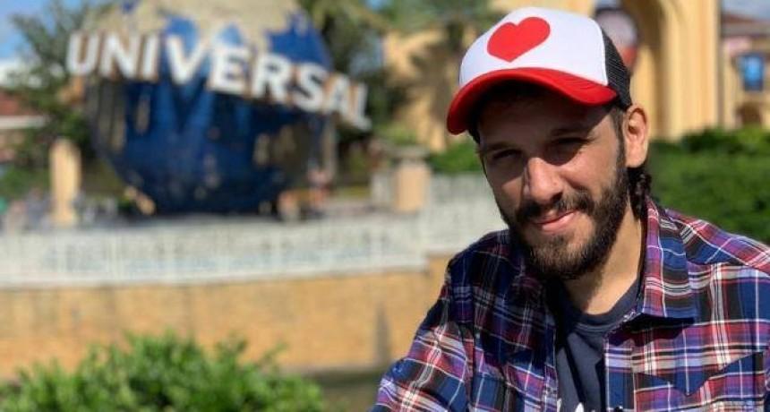 Cristian Gigena: integraba el vuelo del terror que venìa de Miami