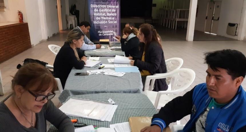 """En Las Acacias, la """"oficina móvil"""" del Municipio asesorará sobre trámites de escrituración"""