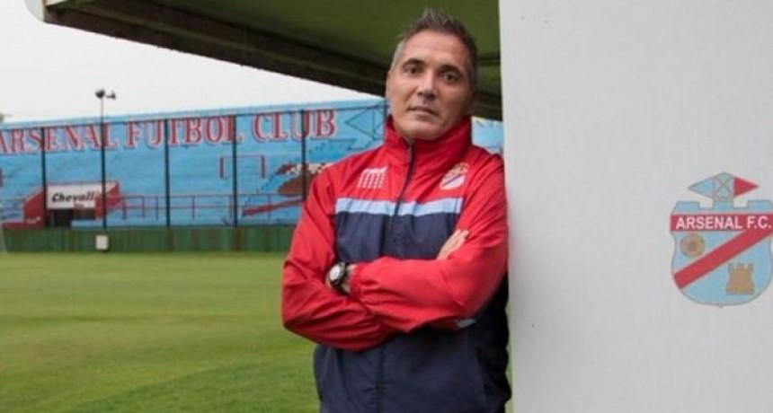 Sergio Rondina se refirió a la actualidad del fútbol argentino