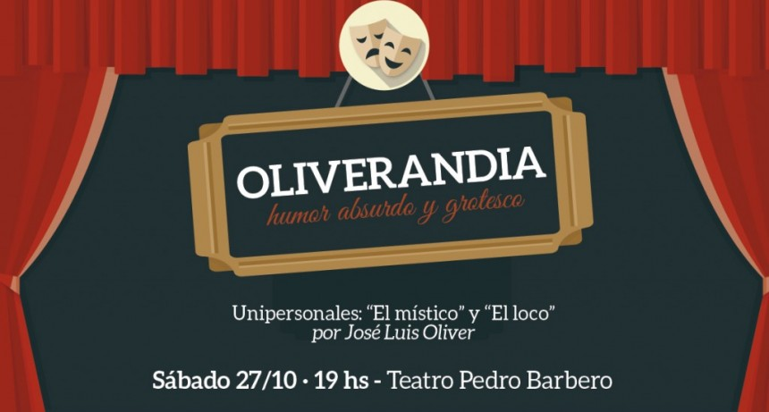 """Oliverandia"" llega al Teatro Municipal Pedro Barbero"