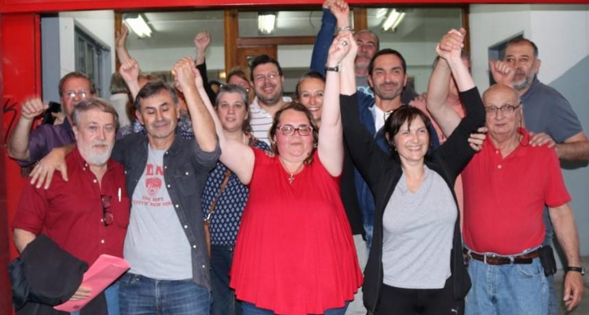 Interna UCR: Buzzini derrotó a la lista de Martìnez