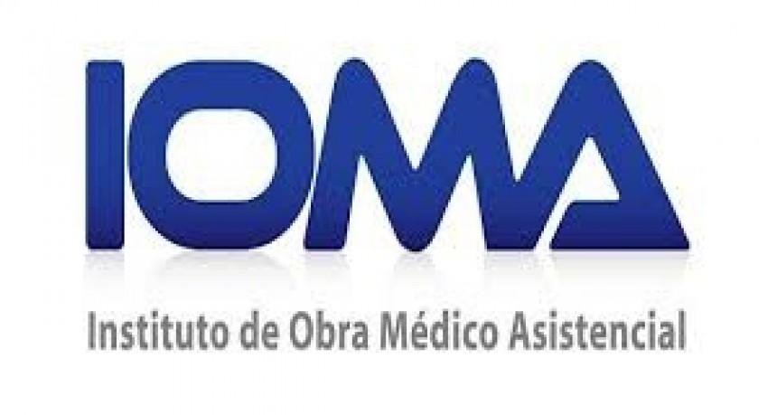 IOMA aumenta casi 30 la cobertura de medicamentos