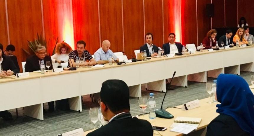 Urban 20: el intendente Abella participó de la primera cumbre de alcaldes