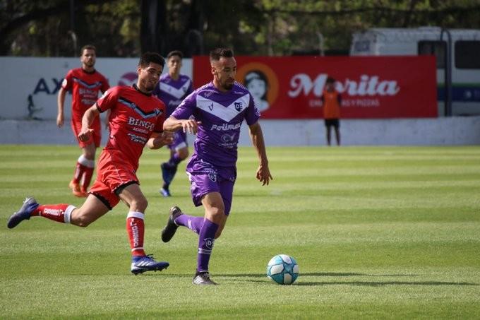 Villa Dálmine perdió ante Brown de Adrogué por 2 a 1