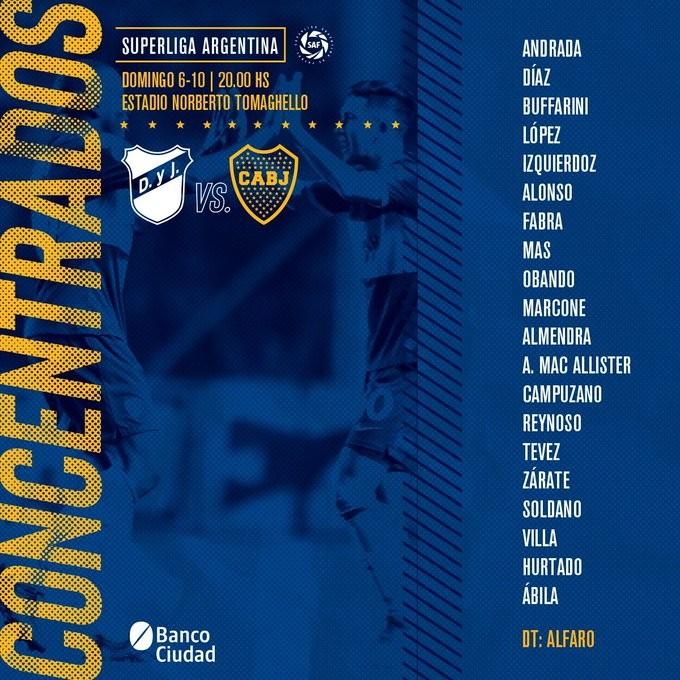 Boca Juniors busca la victoria para seguir siendo lider
