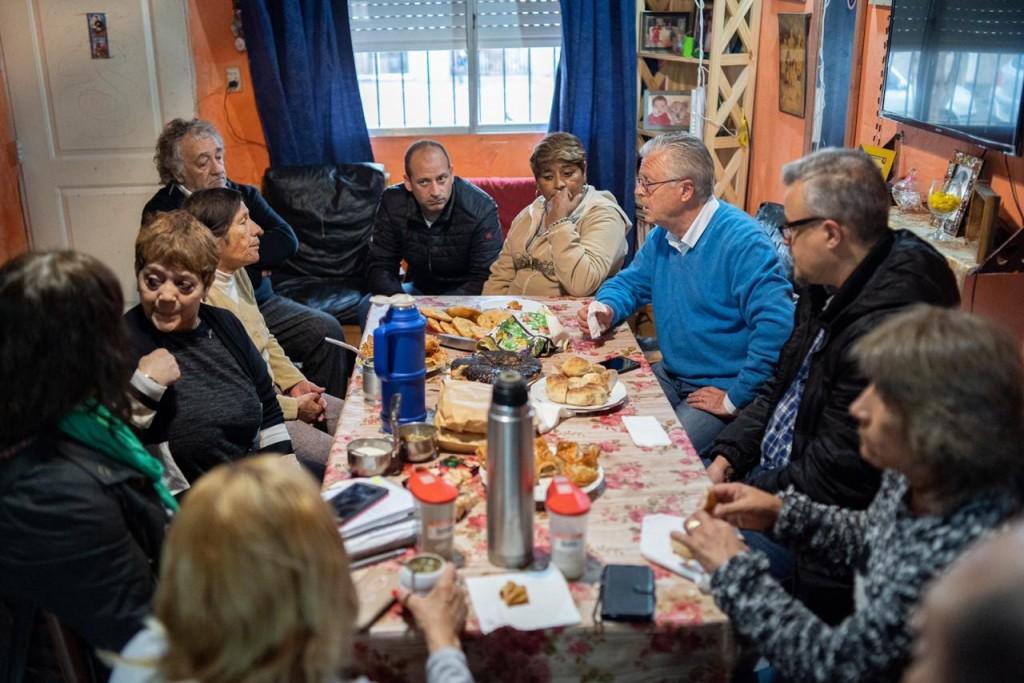 Rubén Romano: La única forma de gobernar es escuchando a los vecinos