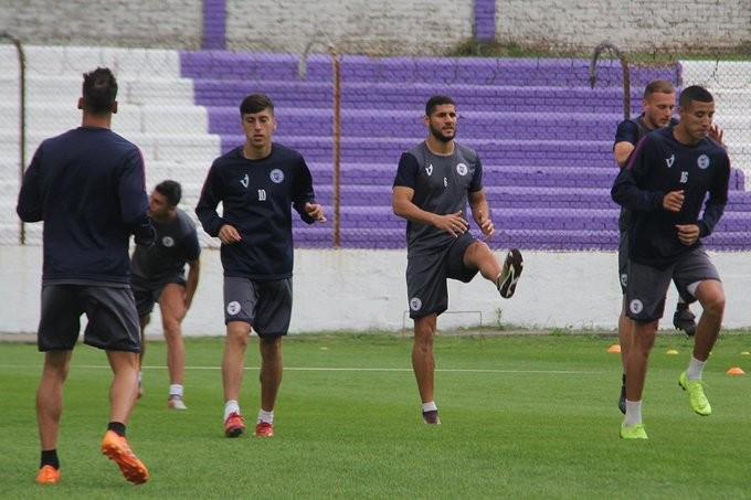 Villa Dálmine cierra su preparación pensando en Tigre