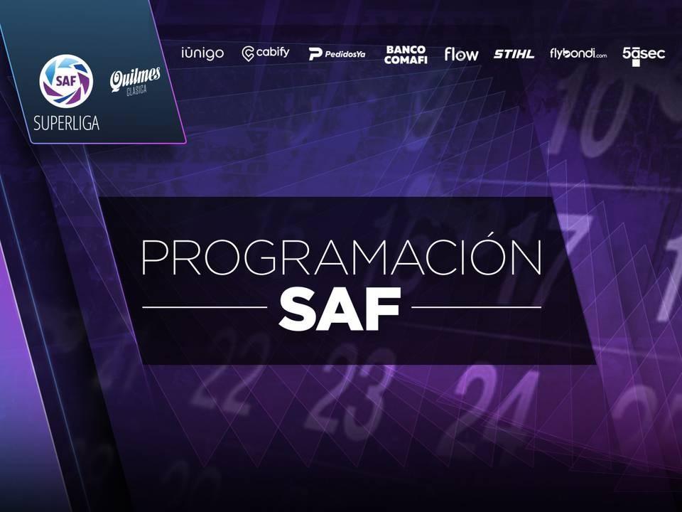 Vuelve la Súperliga Argentina con una interesante programación