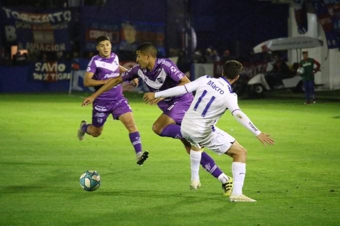 Villa Dálmine perdió con Tigre por 1 a 0