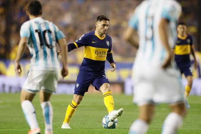 Boca Juniors perdió el clásico con Racing Club por 1 a 0