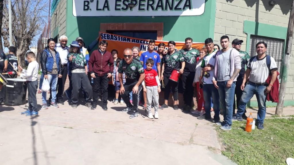 El equipo Sentir continúa con las iniciativas solidarias