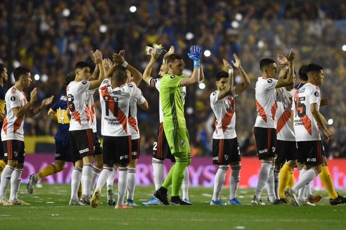 River Plate finalista de la Copa Libertadores por segunda vez consecutiva