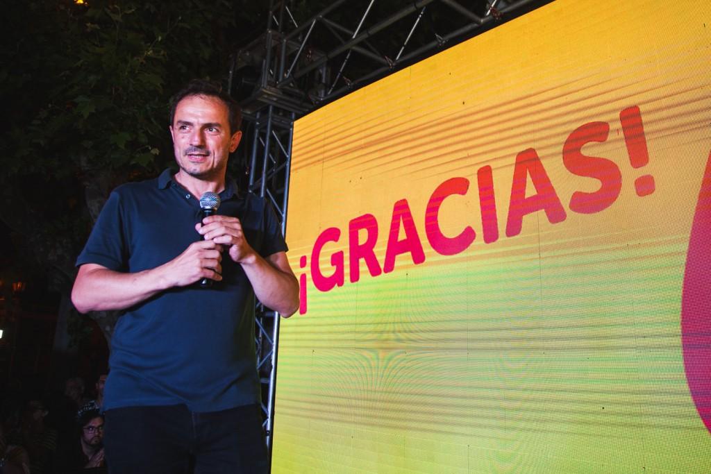 Sebastián Abella y un encendido mensaje a los vecinos de Campana que lo apoyaron