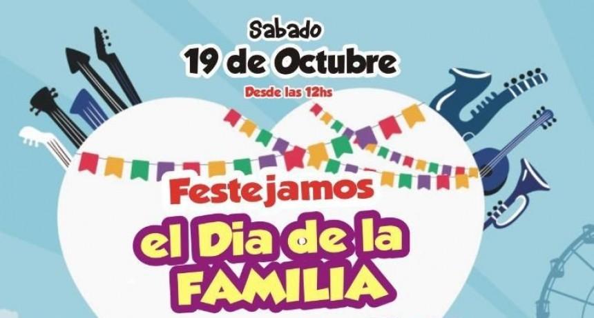 Ariel del Plata celebrará el Día de la Familia