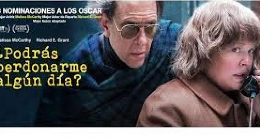 """Con la proyección de la película """"Podrás Perdonarme?""""Continua el ciclo de cine en la biblioteca popular Jean Jaures"""