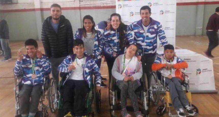Competencia, alegría y diversión en Mar del Plata