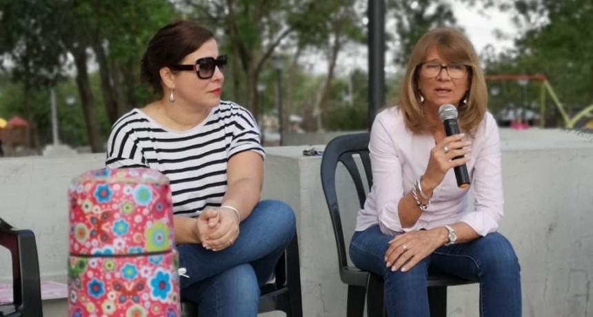 Cáncer de mama: mujeres de Otamendi participaron de una jornada de concientización