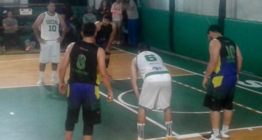 Ciudad de Campana derrotado en el debut por Social Alejandro Korn 79 a 75