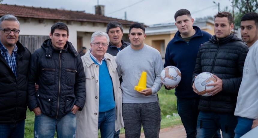 Rubén Romano:   Invertir en deporte es invertir en futuro