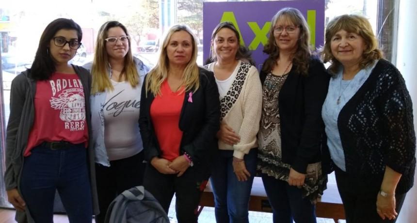 Candidatas del vecinalismo dentro de Consenso Federal: Tenemos propuestas concretas para abordar las problemáticas de genero y la protección de la mujer