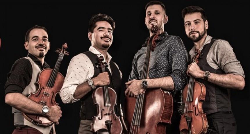 SUL TASTO El cuarteto de cuerdas que va desde Beethoven a Los Redondos