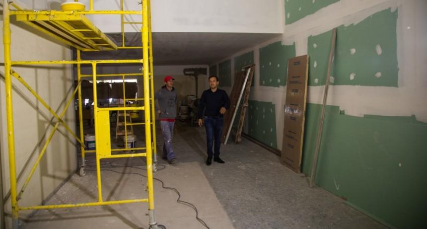 Avanzan las obras del nuevo Museo Municipal Campana