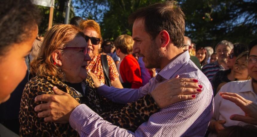 Abella, tras ganar las elecciones: Vamos a generar nuevos lazos con Provincia y Nación