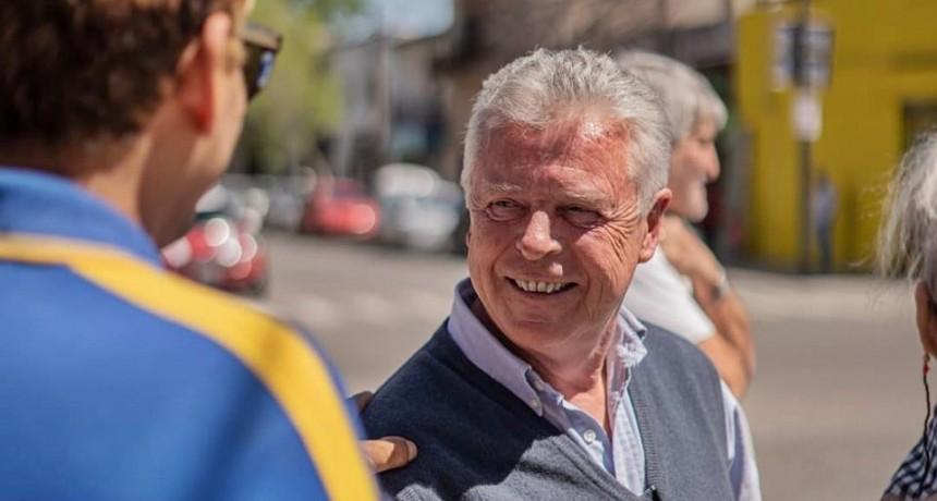 Rubén Romano: Le pedí al Intendente que priorice el trabajo de los campanenses