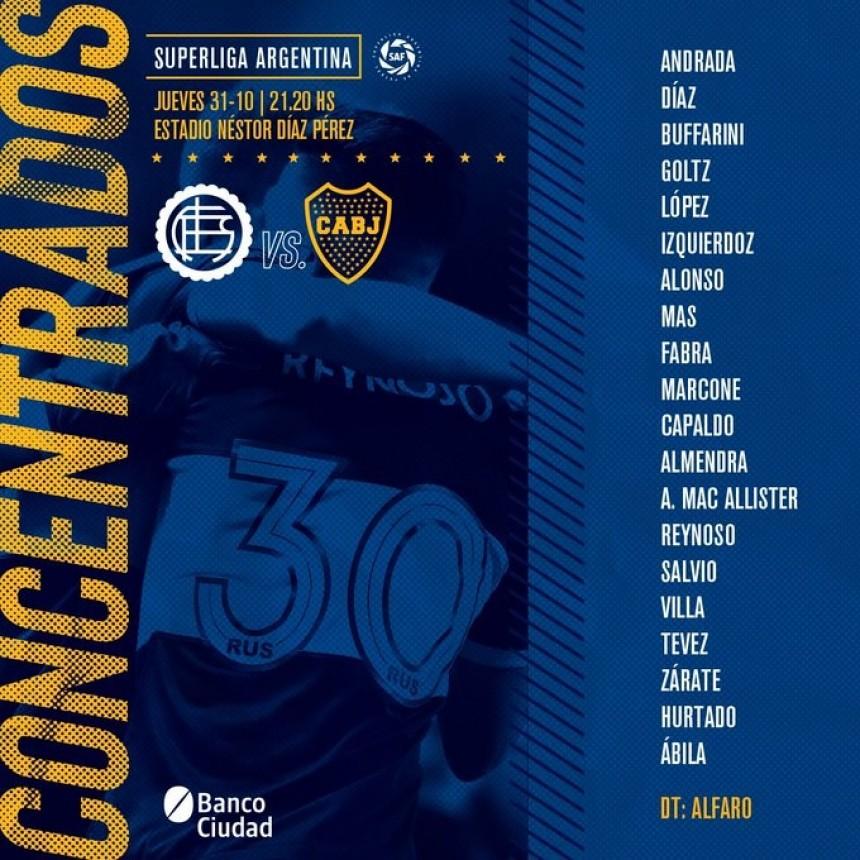 Boca Juniors visita a Lanús buscando recuperar la punta
