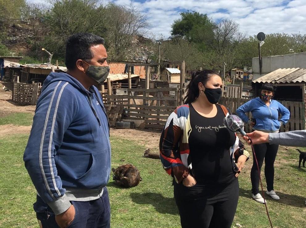 """Concejales del PJ-Frente de Todos:  """"Conviven con la basura y no tienen ni calle ni luz"""""""