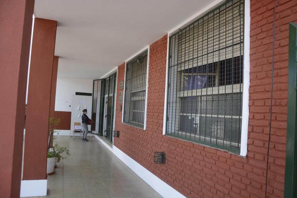 Finalizaron los trabajos de pinturas en dos edificios escolares
