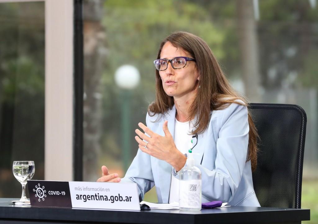 Gómez Alcorta solicitó a Carlos Rosenkrantz que definan una fecha para que se pueda cumplir la Ley Micaela y capacitar a quienes integran el máximo tribunal de justicia