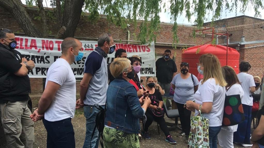 Concejales denunciaron la privatización del servicio de limpieza del Hospital