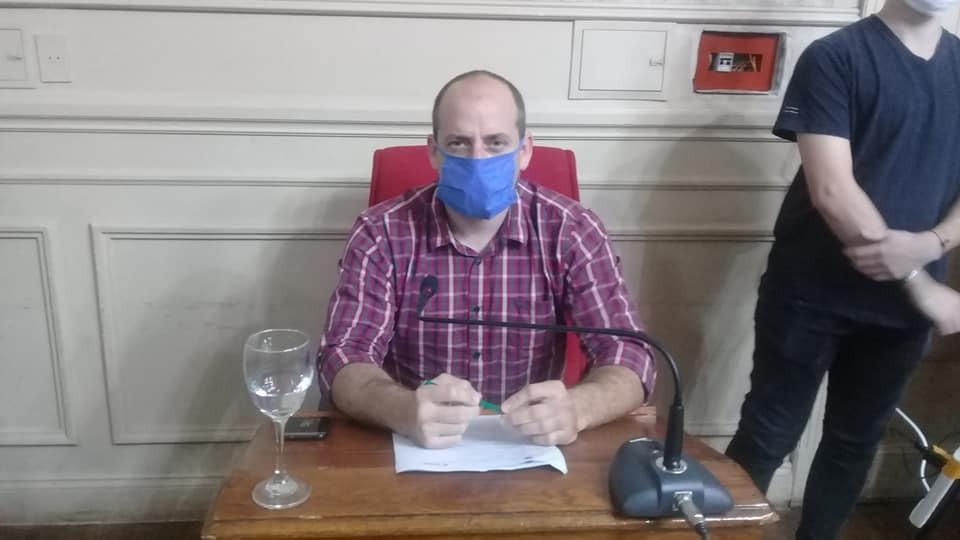 MARCO COLELLA : SEGUIREMOS LUCHANDO PARA QUE CAMPANA NO SIGA CONVIRTIENDOSE EN UN BASURERO