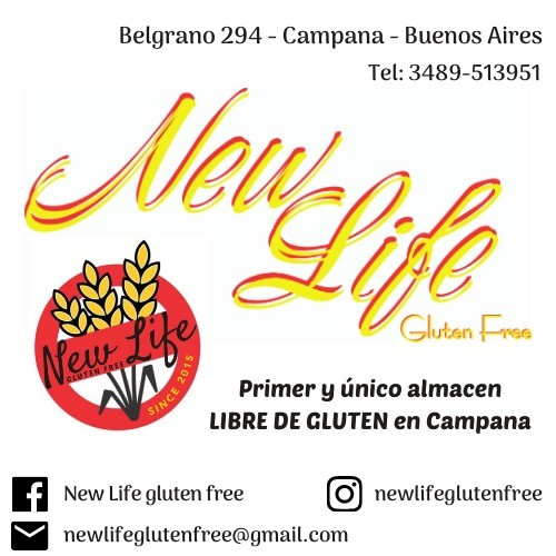 NEWLIFE GLUTEN FREE INAUGURA SU NUEVO LOCAL