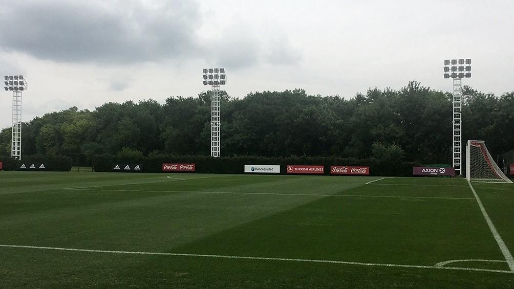 El River Camp está listo y el club espera que hoy le den el visto bueno
