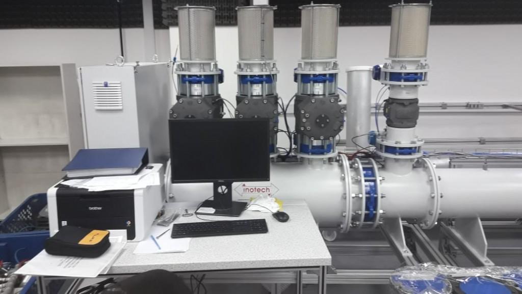 Naturgy inauguró su nuevo laboratorio de calibración