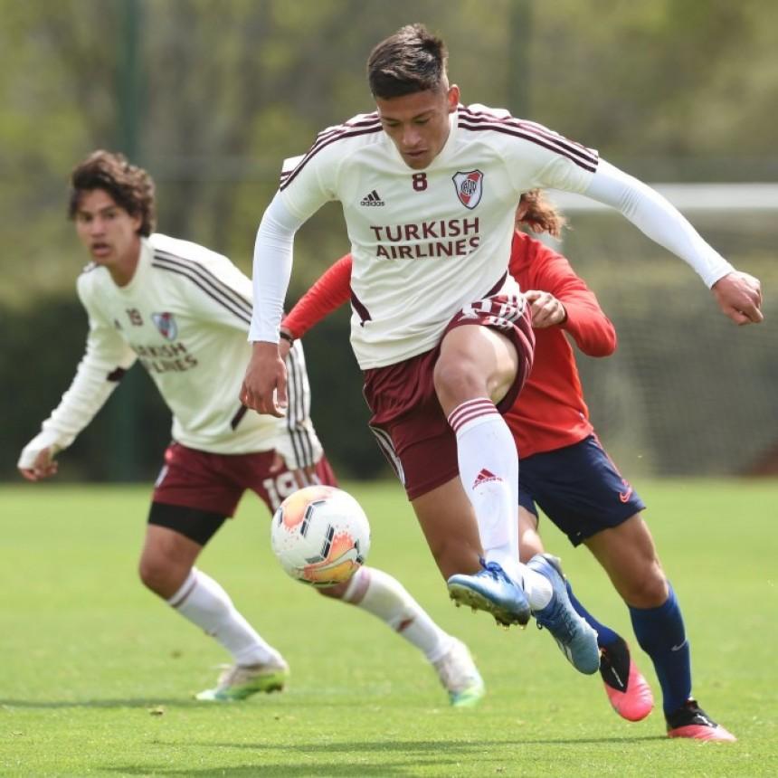 River Plate igualó en un amistoso con San Lorenzo de Almagro