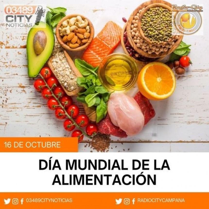 Hoy es el Día Mundial de la Alimentación