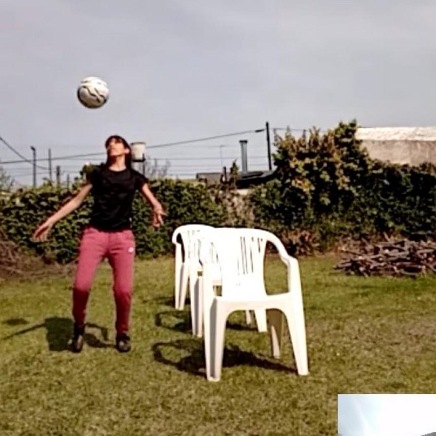 La Escuela Municipal de Fútbol Inclusivo participa de Olimpiadas Especiales