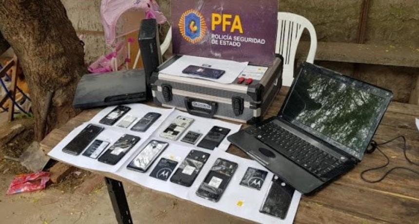 Seguridad: La Policía Federal y la Policía Bonaerense desarticularon una red de pornografía infantil internacional