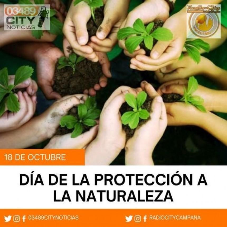 HOY SE CELEBRA EL DIA MUNDIAL DE LA PROTECCION DE LA NATURALEZA