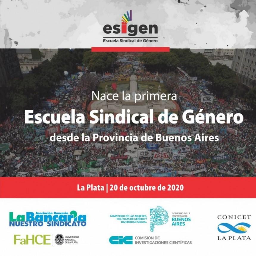 Lanzaron la primera escuela sindical con perspectiva  de género en la Argentina