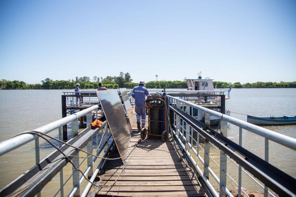 Nueva Costanera: el Municipio construirá un segundo muelle de pescadores